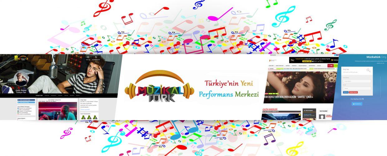 Müzikal Türk Kişisel Web Tv'nizi Kurabilirsiniz