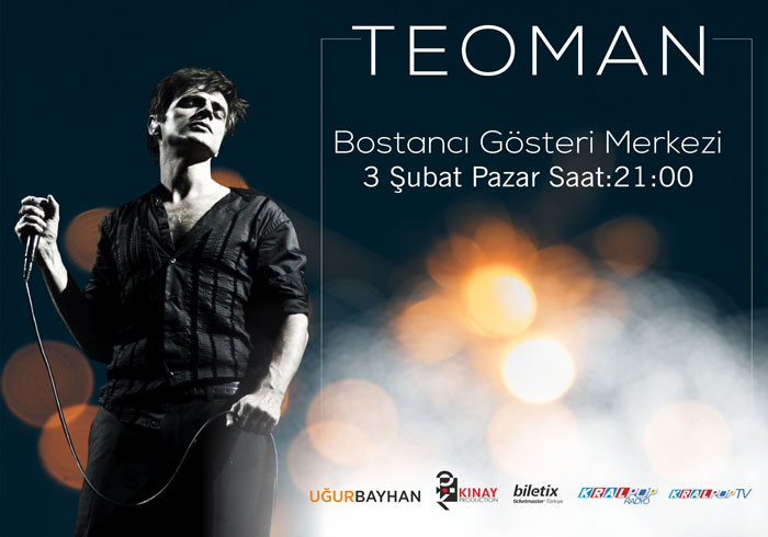 """Teoman Konseri"" BGM"